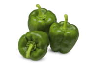 Peppers, Green Bell