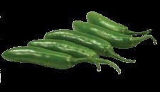 Peppers, Serrano