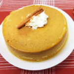 Keto Crustless Pumpkin Pie