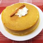 Keto Crustless Pumpkin Pie
