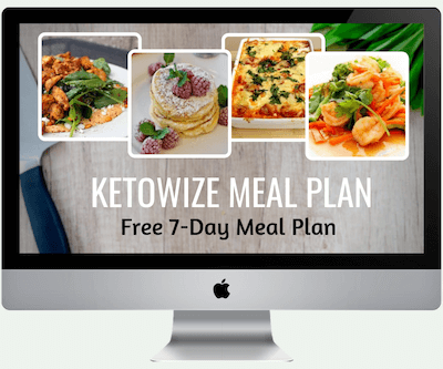 Ketowize Meal Plan