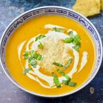 Creamy Keto Low Carb Tomato Bisque