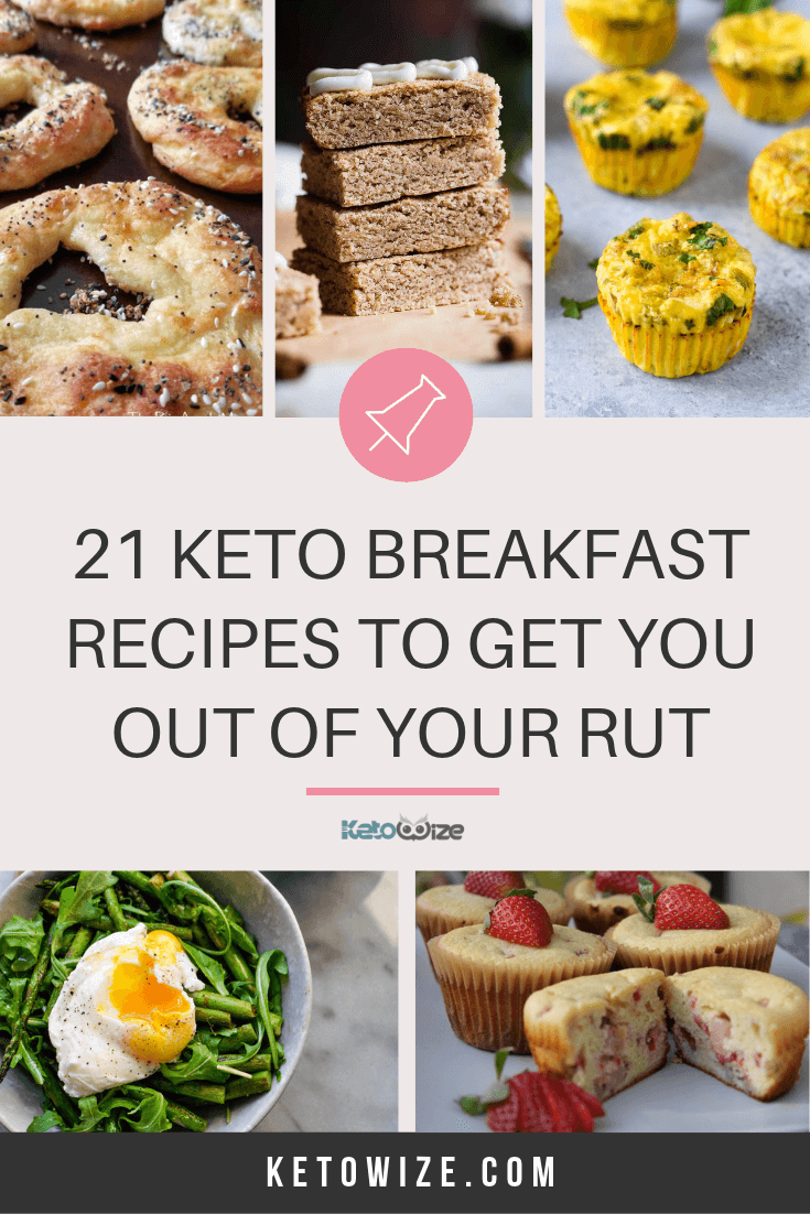 21 Keto Breakfast Recipes To Get You Out Of Your Rut