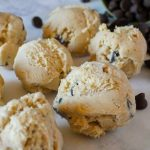 Edible Keto Cookie Dough Featured Image