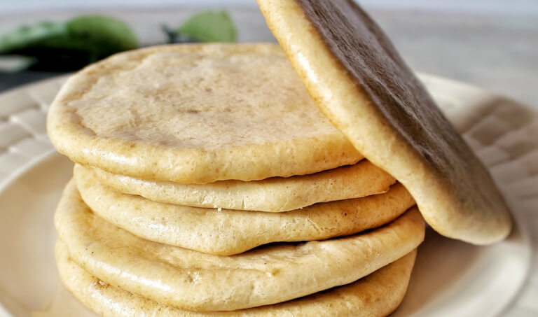 Keto Cloud Bread Recipe - Main Featured Image
