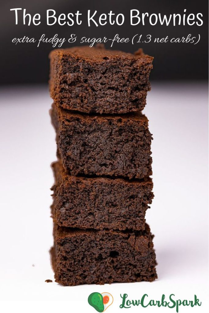 The Best Fudgy Keto Brownies