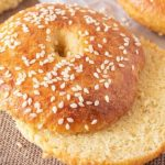 Keto Sesame Bagel Recipe