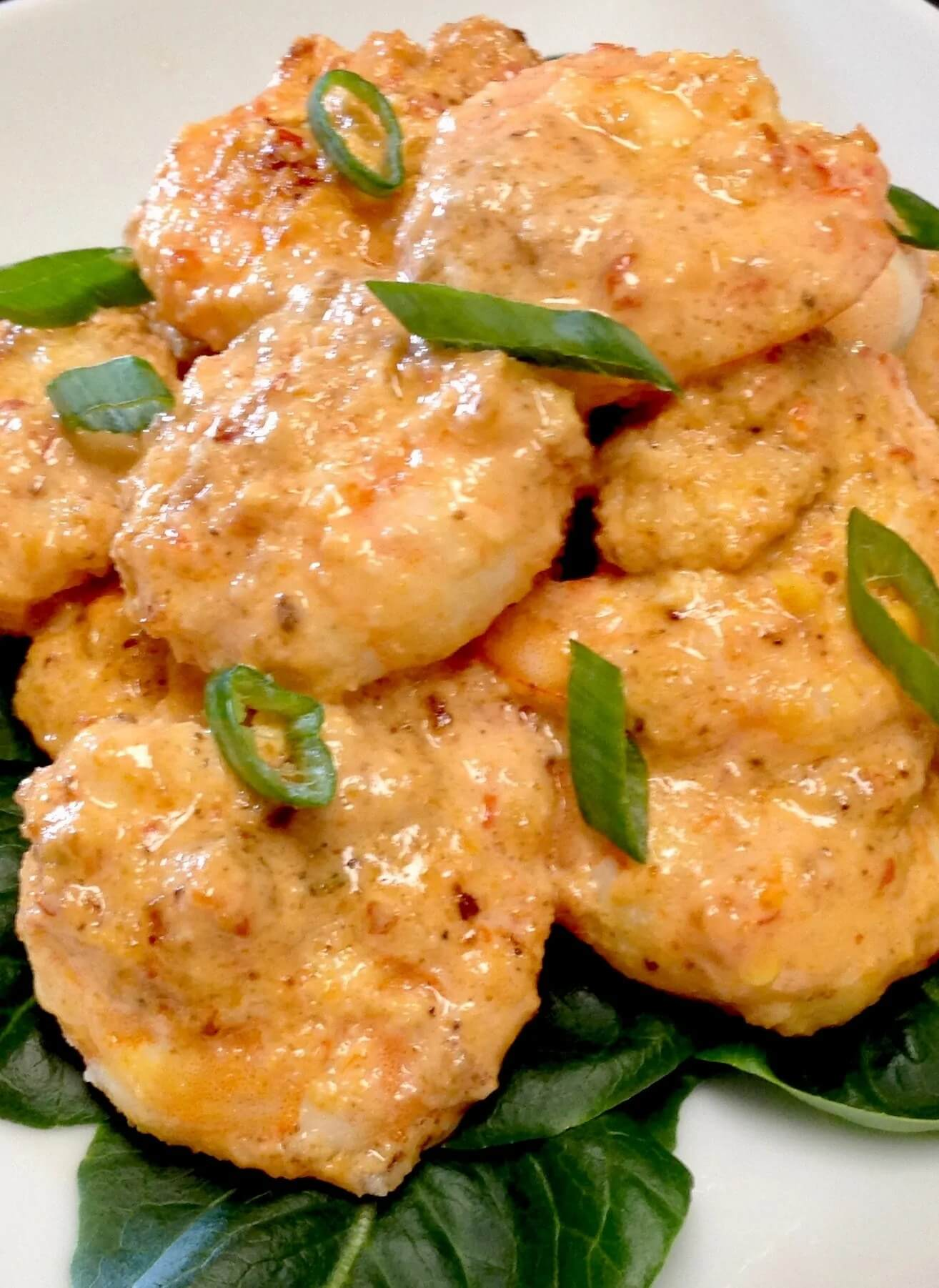 Keto Bang Bang Shrimp Low Carb Recipe