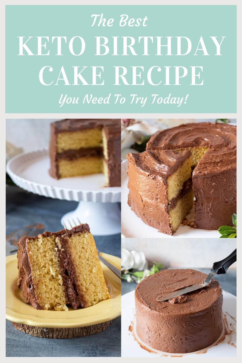 Sensational The Best Keto Birthday Cake Recipe You Need To Try Ketowize Funny Birthday Cards Online Overcheapnameinfo
